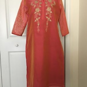 Dresses - 3 piece Indian chudidar